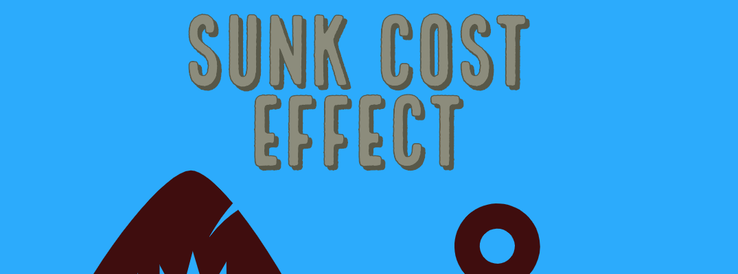 You can rise above sunk cost effect